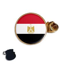 EGYPT EGYPTIAN FLAG ENAMEL  LAPEL PIN BADGE GIFT