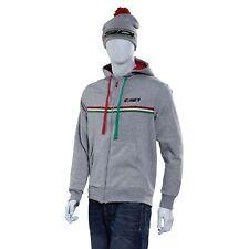 Sidi Motorsport / Motorcycle Casuals Grey Hoodie / Fleece / Jacket / Leisurewear