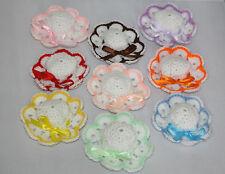 MINI cappello all'uncinetto Frigo Calamita Baby Shower/Battesimo Decorazione/favore/regalo