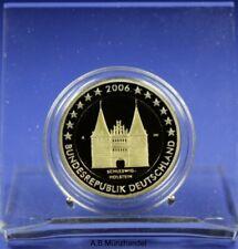 Deutschland 2 Euro-Gedenkmünze spiegelglanz PP (ab 2006)