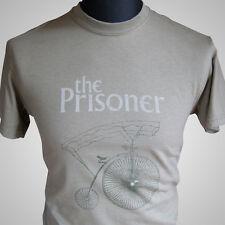 The Prisoner Retro TV Series T Shirt Dangerman Vintage Cool Hipster Tee Farthing