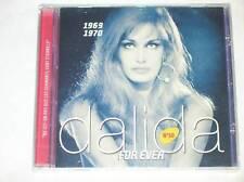 CD DALIDA FOR EVER 1969-70 / N° 10 DE L'INTEGRALE / NEUF SOUS CELLO