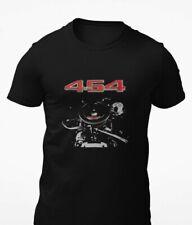 Chevy 454 Big Block Engine T-Shirt