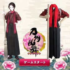 Juego Online y Anime Touken Ranbu Cosplay Disfraz Conjunto de Kashuu Kiyomitsu