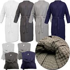 bis zu 60% sparen Werksverkauf wie kauft man Bademäntel aus Waffelpiqué günstig kaufen | eBay