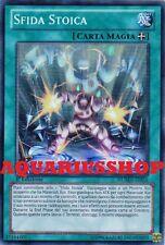Yu-Gi-Oh! Sfida Stoica NUMH-IT055 SuperRara in ITA Stoic Challenge   Carta Zexal
