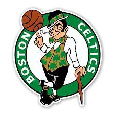 Boston Celtics Emblem  Decal / Sticker Die cut