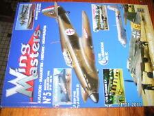 Wing Masters n°5 Luftwaffe 39/40 He 219 Henschel 129-b