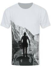 T-shirt Viking Warrior Sub Men's White