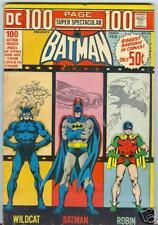 DC 100 Page Super Spectacular #14 February 1973 Batman