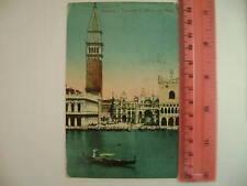 Cartolina Veneto - Venezia Piazzetta S. Marco - VE 3655