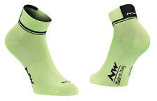 Northwave Logo 2 Damen Fahrrad Socken gelb/schwarz 2018