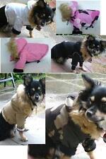 Hunde Winter Mantel GORE - TEX Schneemantel für Chihuahua & feine Rasse klkxde