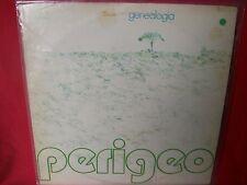 PERIGEO Genealogia LP 1974 rare USA Promo Pressing Prog Psych Jazz MINT-