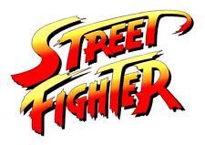 Street Fighter Logo-Foto/Póster/impresión o transferencia la camiseta