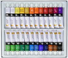 Royal & Langnickel - Confezione da 24 colori a tempera a guazzo da 12 ml