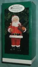 1996 Hallmark Keepsake Collector' S Club Ornament' Of Santa' (Big) Mib