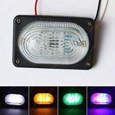 24V 10 LED Side Rear Marker Indicator brake signal Lights Lamp Truck Trailer Bus