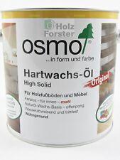 OSMO Hartwachs-Öl Original 3011 Farblos glänzend