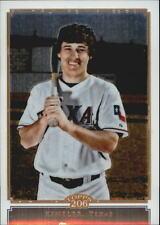 2010 Topps Chrome Baseball Insert/Parallel Singles (Pick Your Cards)