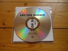 Cry for Silence The Glorious Dead Cry