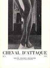Cheval D'attaque N°5 - 1973