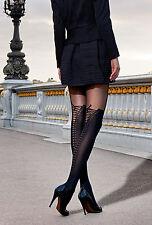 Collant super sexy fantaisie référence Cuissardes de la marque Française Gerbe