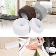 3 Colors Bath Wall Sealing Strip,Waterproof Self-Adhesive Kitchen Caulk Tape