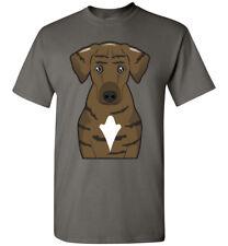 Plott Hound Dog Cartoon T-Shirt Tee - Men Women Ladies Youth Kids Tank Long