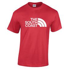 Southampton South Coast Red t shirt  Footbal Fan Birthday Unisex Kids