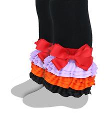 Celegrity - Girls Footless Tight, Leggings Interchangeable Ruffles Trend N Treat
