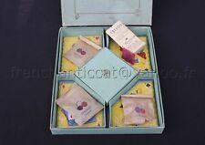 C401 Ancien jeu Nain Jaune et Tricolore TRIBOULET Monaco carte pion bois sachet