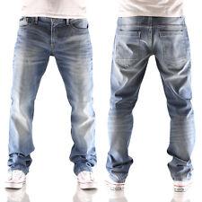 Big Seven XXL jeans morris indigo blue regular fit señores pantalones sobre tamaño nuevo