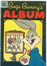 Four Color #647 Bugs Bunny's Album 1955