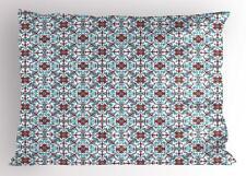 Ornate Vintage Pillow Sham Decorative Pillowcase 3 Sizes Bedroom Decoration
