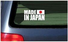made in japan sticker decal vinyl car window jdm Nihonsei ??? market