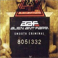 Alien Ant Farm Smooth MICHAEL JACKSON REMAKE COVER TRK PROMO DJ CD Single