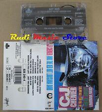 MC CJ CHENIER AND THE RED HOT LOUISIANA BAND 1990 LONDON no cd lp vhs dvd