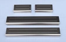 Lockwood Sill Protectores Vauxhall Astra (J) Mk6 (Stripe) de 5 puertas escotilla 10 - (k80s)