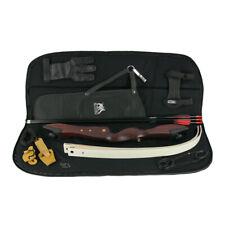 SET RAGIM Matrix White - 68 Zoll - 18-36 lbs - Recurve inkl. Tasche und Zubehör