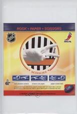 2008-09 Enterplay Fan Pak Rock Paper #G30 Scissors Hockey Card