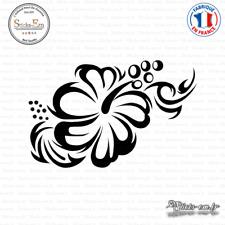 Sticker Flower Design Decal Aufkleber Pegatinas D-353 Couleurs au choix