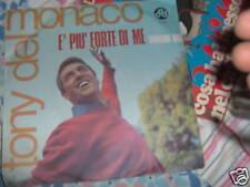 7' TONY DEL MONACO E' PIU FORTE DI ME  SANREMO 1967