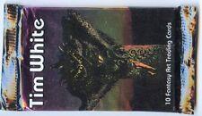 BOOSTER - Tim White 10 Cartes Fantasy Art ( Neuf )