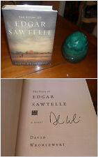SIGNED ~ The Story of Edgar Sawtelle by David Wroblewski TRUE 1st/1st Edt ~ 2008