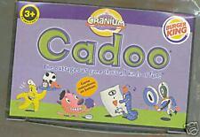 BURGER KING 2005 CRANIUM CADOO GAME LETTER H MIP
