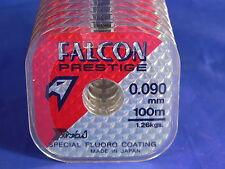1 Bobina 100 mt Monofilo Falcon prestige vari diametri, pesca mare, fiume, lago