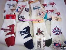 Ladies Sport Novelty Socks For Bare Feet 9-11 10-13 NFL NBA NHL MLB NCAA