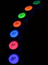 2,5g KRYOLAN Schwarzlicht Rouge Schminke Neon