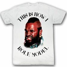 Mr. T Lexi White T-Shirt